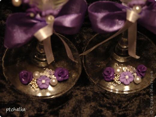 У моего племянника Алексея 17 сентября свадьба и молодые выбрали себе эти бокалы. фото 3