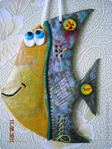 Экзотическая рыбка фото 3
