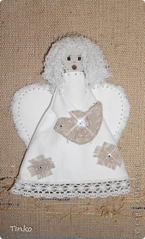 Ангел-хранитель для сына. фото 1