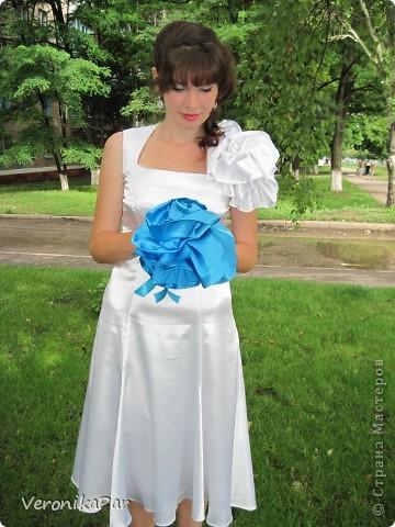 фото всего платья будет позже. фото 4
