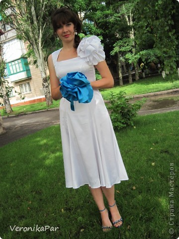 фото всего платья будет позже. фото 3