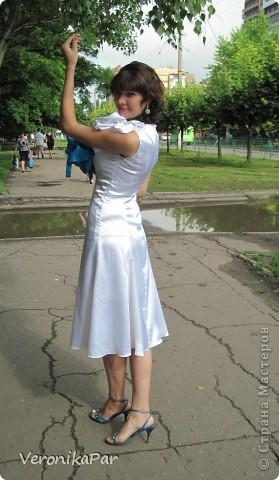 фото всего платья будет позже. фото 2