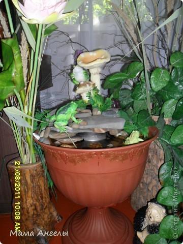 Комнатный фонтан фото 3