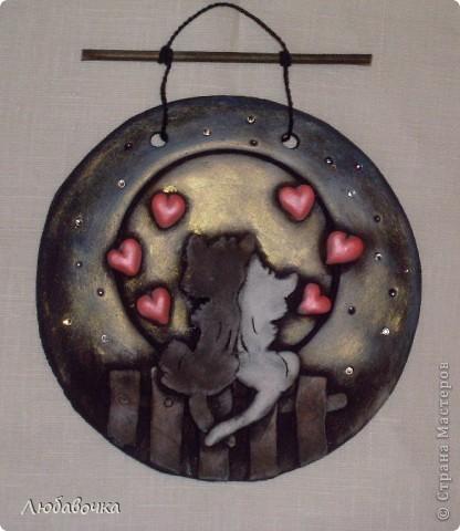 Влюблённые кошаки)) фото 2