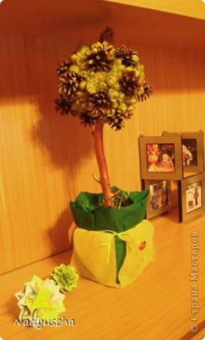 Наш вклад в общее дело празднования Осени!