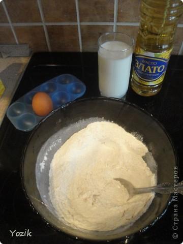 Очень люблю этот рецепт, он быстрый, справятся даже дети и всегда получается :) фото 3