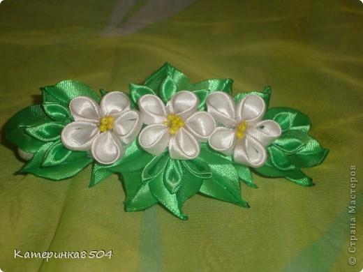 Мои цветочки. Я попробовала делать новые лепестки. Мне они очень нравятся. Путём проб всё-таки получились плоские и круглые!  фото 6
