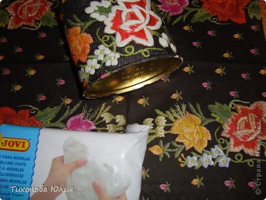 МК Шкатулка - объемный декупаж фото 2