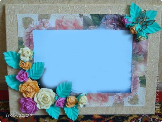 Рамки для оформления фото своими руками