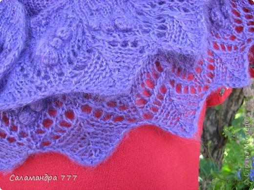 Связался такой-шарфик-косынка для мамочки! фото 13