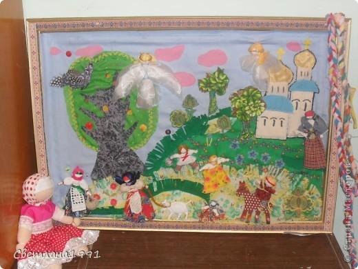 Работы учеников воскресной школы. фото 1