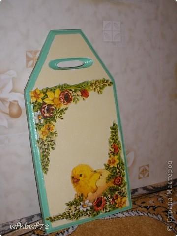 зеркало для дочи..не доделала еще но похвастаться охото... фото 3