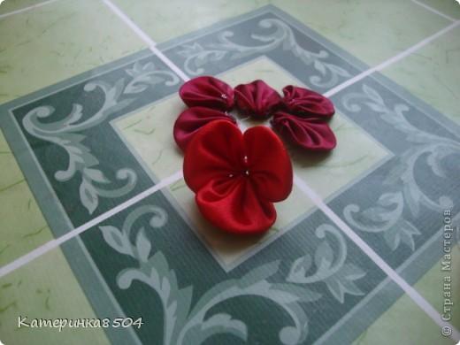 Предлагаю МК вот такого цветка. фото 8