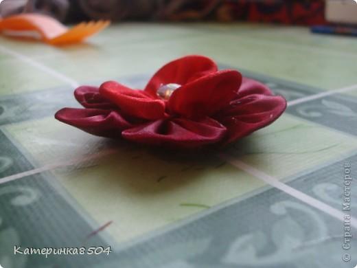 Предлагаю МК вот такого цветка. фото 10