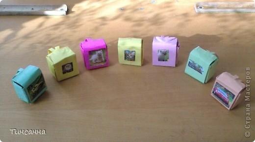 Оригами поделка портфель 45