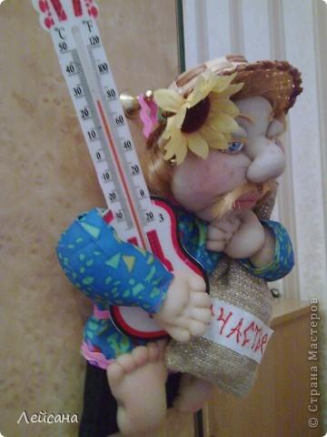 Домовой со счастьем и теплом в дом показывает сколько тепла в нем :))) фото 1
