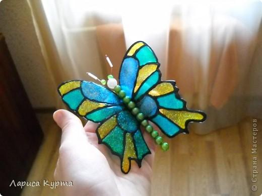 Наделала бабочек, пока без украс. фото 4