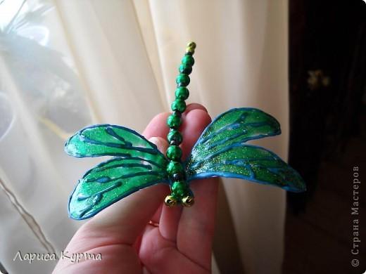 Наделала бабочек, пока без украс. фото 5