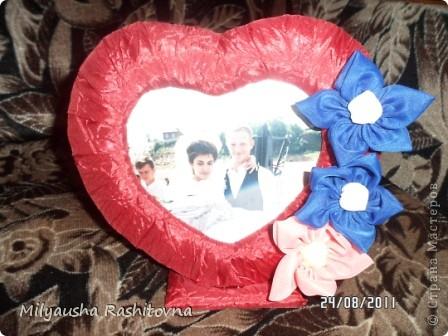 Наша свадебная фотография.