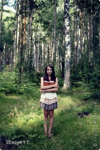 Получилось вот такая девочка из звонка:))) фото 2