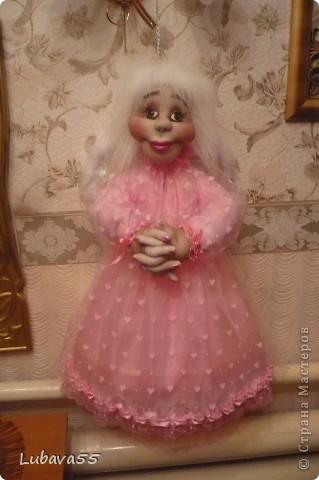 Розовый Ангел фото 2