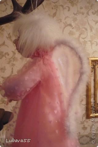 Розовый Ангел фото 4