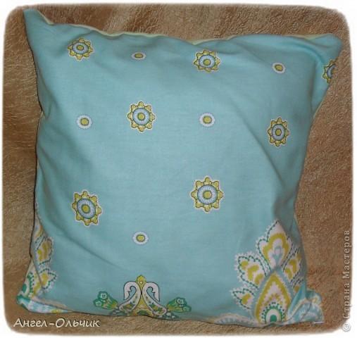 Чехлы для подушки фото 1