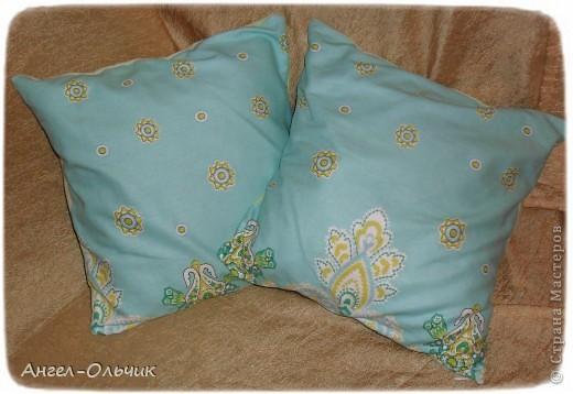 Чехлы для подушки фото 2