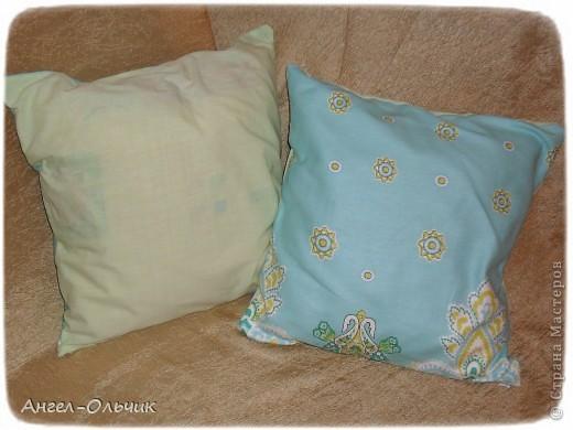 Чехлы для подушки фото 3