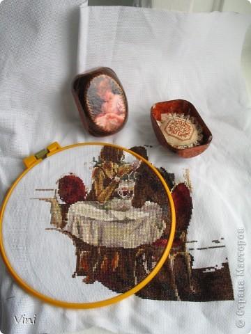 Игольница в подарок вышивальщице фото 8