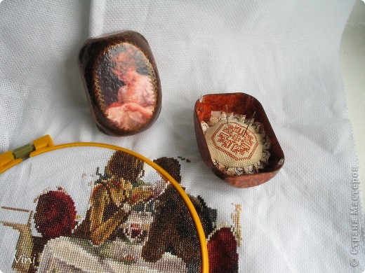 Игольница в подарок вышивальщице фото 9
