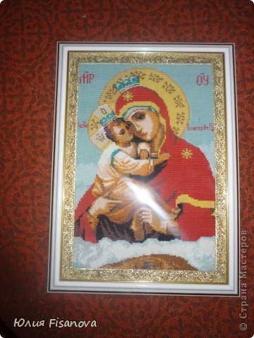 Икона Почаевской Пресвятой Богородицы фото 1