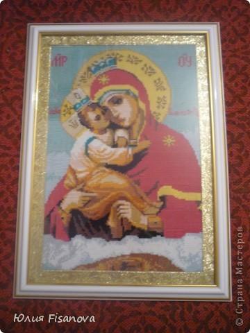 Икона Почаевской Пресвятой Богородицы фото 3
