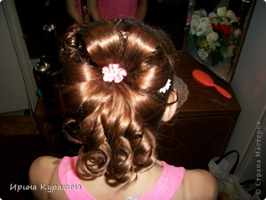 все прически начались с этой;у старшей дочери бал невест в школе 10 класс фото 13