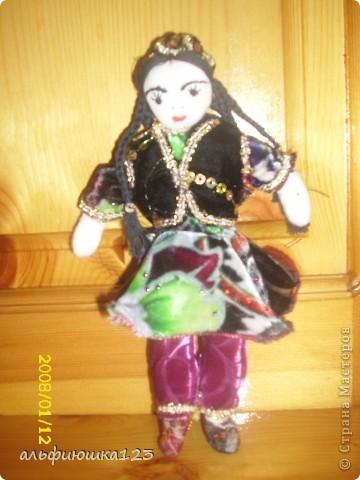 Куклы-узбечки фото 6