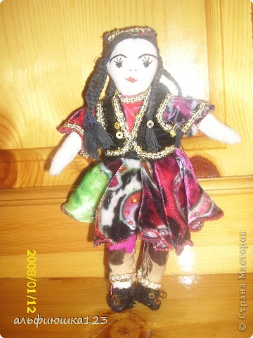 Куклы-узбечки фото 7