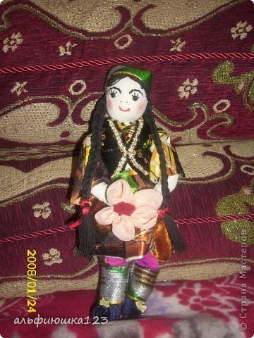 Куклы-узбечки фото 3
