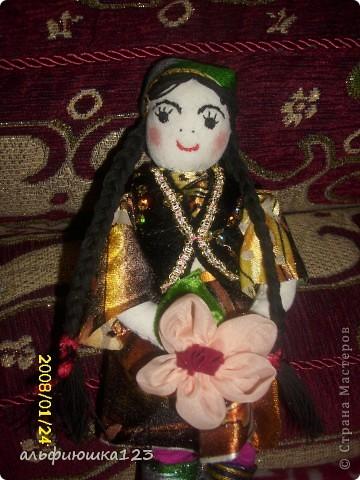 Куклы-узбечки фото 1