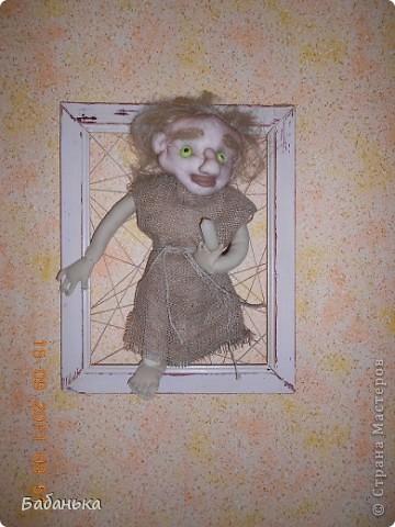"Кукла ""Предок"". фото 1"