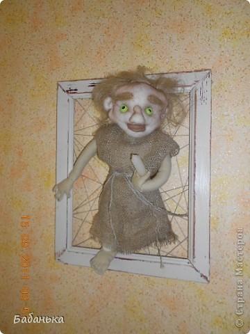 "Кукла ""Предок"". фото 2"