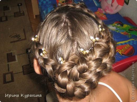 все прически начались с этой;у старшей дочери бал невест в школе 10 класс фото 24