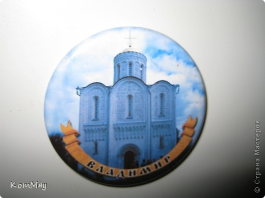Вторая часть коллекции моих магнитов.  Тема - ГОРОДА. Этот магнит мне привезли в подарок из Венеции фото 21