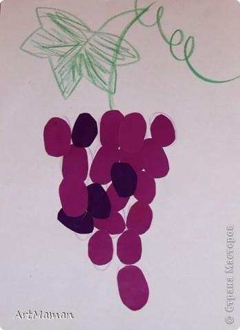 Урожайную грядку творили с дочей (2 г.) из гофрокартона. Она обожает этот материал, и работа с ним у нас всегда идет на ура. фото 7
