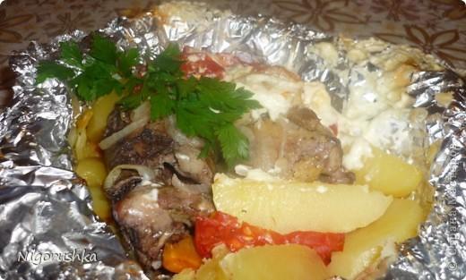 Уважаемые форумчане, предлагаю вашему вниманию вкусное и полезное блюдо из дикой перепелки!  фото 8