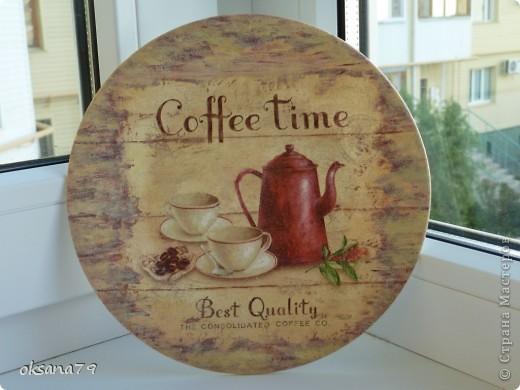 "Тарелки ""Tea Time"" и ""Coffe Time""  фото 3"