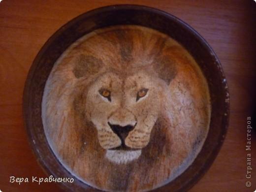 Вот такую тарелочку с левиками заказали мне! фото 4