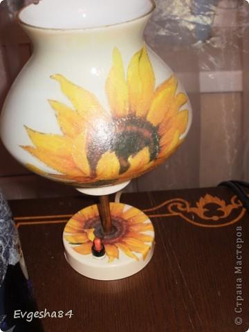 Обновление старой лампы