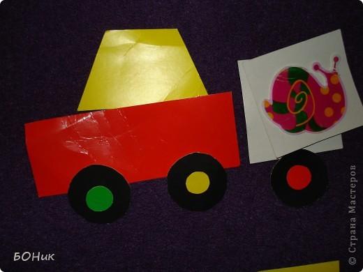 Доброго времени суток! Хочу показать Вам доску-развивалочку, которую я делала для своего сына на 1 годик.  фото 5