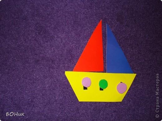 Доброго времени суток! Хочу показать Вам доску-развивалочку, которую я делала для своего сына на 1 годик.  фото 6