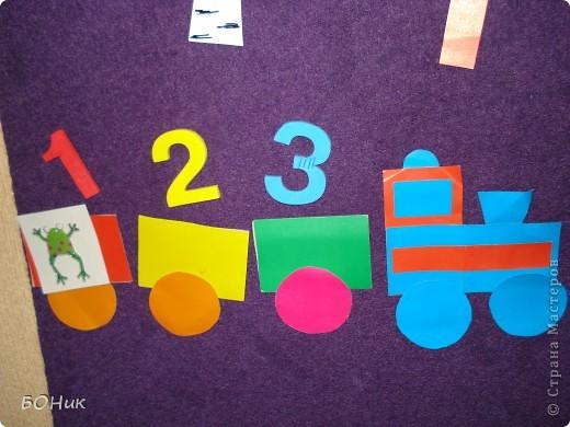 Доброго времени суток! Хочу показать Вам доску-развивалочку, которую я делала для своего сына на 1 годик.  фото 3